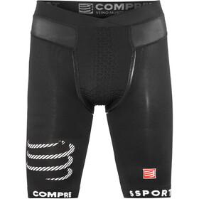 Compressport Running Hardloop Shorts zwart